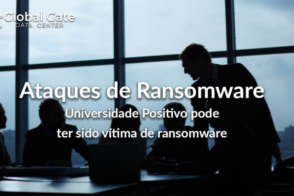 Universidade Positivo pode ter sido vítima de ransomware