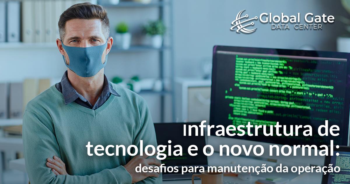 Infraestrutura de tecnologia
